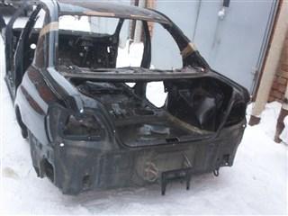 Задняя панель кузова Subaru Impreza WRX Новосибирск
