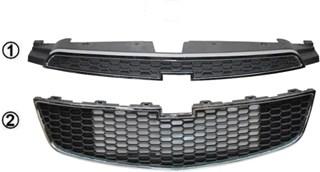 Решетка радиатора Chevrolet Cruze Екатеринбург