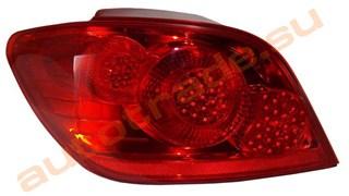 Стоп-сигнал Peugeot 307 Москва