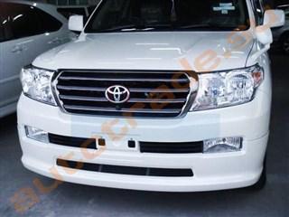 Спойлер Toyota Land Cruiser 200 Новосибирск