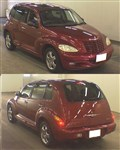 Радиатор кондиционера для Chrysler Pt Cruiser