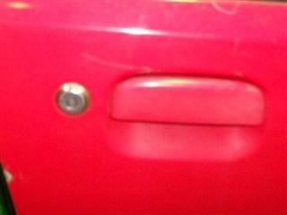 Ручка двери внешняя Chevrolet Cruze Новосибирск