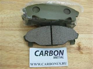 Тормозные колодки Daihatsu Charade Новосибирск