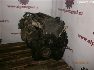 Двигатель KIA Spectra Москва