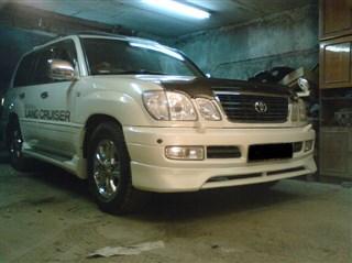Губа Toyota Land Cruiser Cygnus Владивосток
