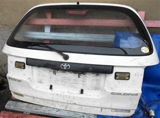 Дверь задняя Toyota Caldina Van Кемерово