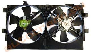 Диффузор радиатора Mitsubishi Lancer X Иркутск
