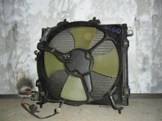 Радиатор кондиционера Honda Logo Новосибирск