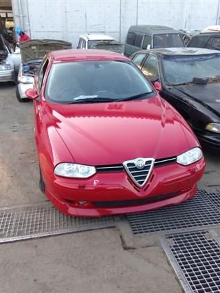 Nose cut Alfa Romeo 156 Владивосток