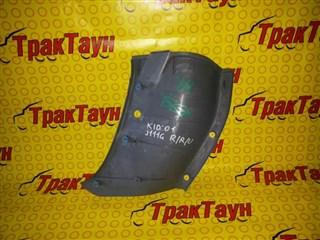 Обшивка багажника Daihatsu Terios Kid Уссурийск