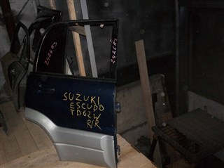 Дефендер двери боковой Suzuki Escudo Новосибирск