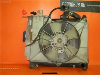 Радиатор основной Toyota Bb Владивосток