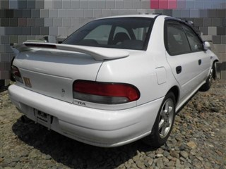 Заднее стекло Subaru Impreza WRX STI Владивосток