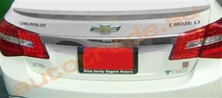 Спойлер Chevrolet Cruze Владивосток