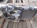 Радиатор основной для Toyota Starlet Glanza