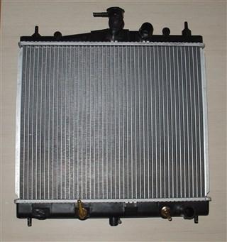 Радиатор основной Nissan Micra Владивосток