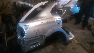 Крыло Toyota Corolla Axio Владивосток
