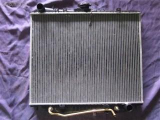 Радиатор основной Subaru Bighorn Владивосток