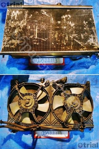 Радиатор основной Subaru Alcyone Барнаул