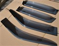 Ветровики комплект для Porsche Cayenne