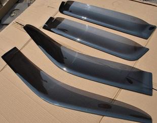 Ветровики комплект Porsche Cayenne Уссурийск