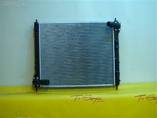 Радиатор основной Nissan Juke Владивосток
