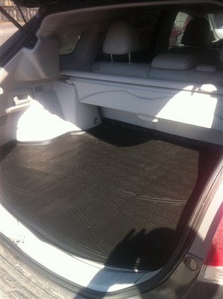 Коврик багажника Toyota Venza Владивосток